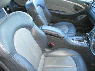 2003 Mercedes-Benz CLK-Class A208 CLK200 Kompressor Elegance Silver 5 Speed Sports Automatic