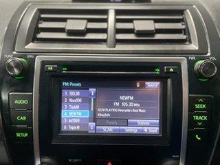 2016 Toyota Camry ASV50R Altise Grey 6 Speed Sports Automatic Sedan