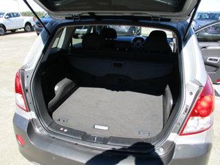 2010 Holden Captiva CG MY10 5 AWD Grey 5 Speed Sports Automatic Wagon