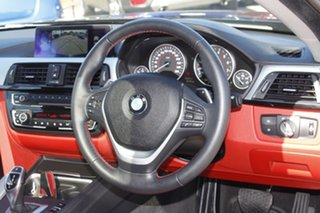 2013 BMW 4 Series F32 428i Sport Line 8 Speed Sports Automatic Coupe
