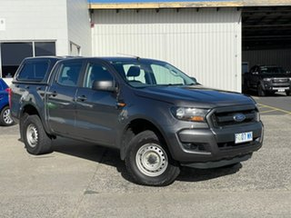 2017 Ford Ranger PX MkII XL Grey 6 Speed Sports Automatic Utility.