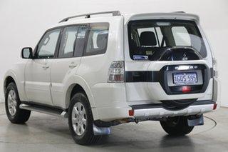 2019 Mitsubishi Pajero NX MY19 GLX Warm White 5 Speed Sports Automatic Wagon.