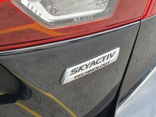 2016 Mazda 3 BN5238 SP25 SKYACTIV-Drive GT Black 6 Speed Sports Automatic Sedan.