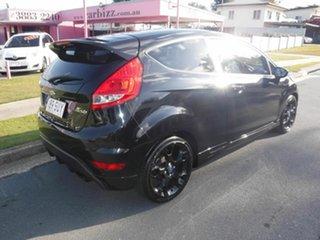 2012 Ford Fiesta WS Metal Black 5 Speed Manual Hatchback.