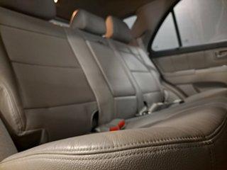 2004 Kia Sorento BL EX Metallic Grey 5 Speed Manual Wagon
