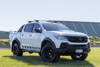 2019 Holden Special Vehicles Colorado RG MY20 SportsCat Pickup Crew Cab V White 6 Speed.