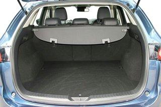 2021 Mazda CX-5 Eternal Blue Wagon