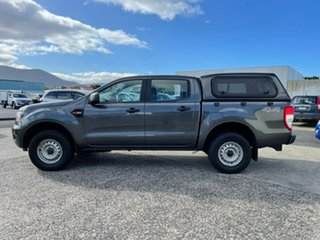 2017 Ford Ranger PX MkII XL Grey 6 Speed Sports Automatic Utility