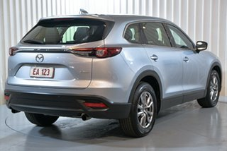 2018 Mazda CX-9 MY18 Touring (FWD) Silver 6 Speed Automatic Wagon