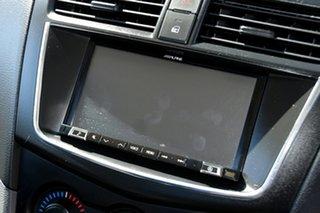 2019 Mazda BT-50 UR0YE1 XT 4x2 White 6 Speed Manual Cab Chassis