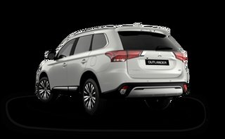 2021 Mitsubishi Outlander ZL MY21 LS 2WD Starlight 6 Speed Constant Variable Wagon.