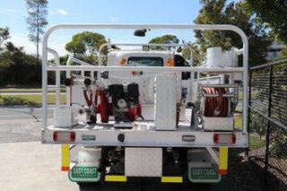 2011 Isuzu NPS300 4x4 White Manual Firetruck