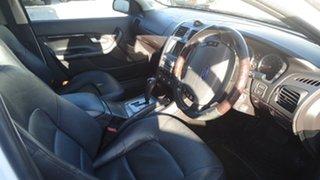 2005 Ford Fairmont BA Mk II Ghia White 4 Speed Automatic Sedan