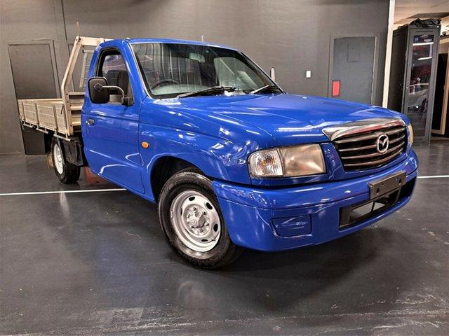 Used Mazda Bravo B2600 DX 4x2 Ashmore, 2003 Mazda Bravo B2600 DX 4x2 Metallic Blue 5 Speed Manual Cab Chassis