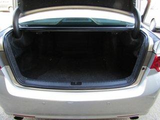 2009 Honda Accord Euro CU MY10 Luxury Silver 6 Speed Manual Sedan