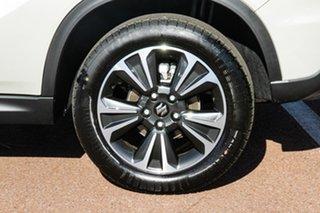 2021 Suzuki Vitara LY Series II Turbo 4WD Ivory & Black 6 Speed Sports Automatic Wagon