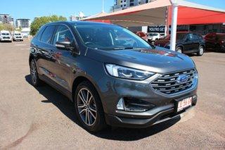 2019 Ford Endura CA 2019MY Titanium Grey 8 Speed Automatic Wagon.