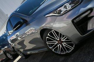 2019 Kia Cerato BD MY20 GT Safety Pack Grey 7 Speed Auto Dual Clutch Hatchback.