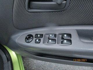 2006 Kia Rio JB EX Green 5 Speed Manual Hatchback