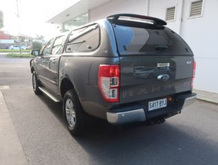 2018 Ford Ranger PX MkIII 2019.00MY XLT Grey 6 Speed Manual Utility