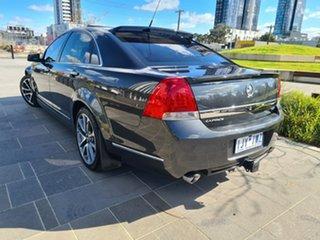 2017 Holden Caprice WN II MY17 V Grey 6 Speed Sports Automatic Sedan.