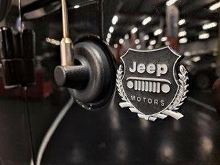 2010 Jeep Wrangler JK MY2010 Sport Black 4 Speed Automatic Softtop