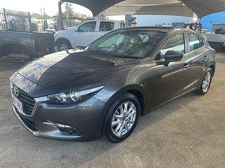 2019 Mazda 3 BN MY18 Touring (5Yr) Grey 6 Speed Automatic Hatchback.