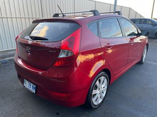2018 Hyundai Accent RB6 MY18 Sport Pulse Red 6 Speed Manual Hatchback