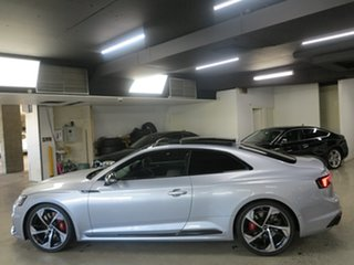 2017 Audi RS5 F5 MY18 Tiptronic Quattro Silver 8 Speed Sports Automatic Coupe