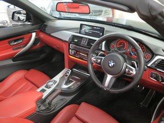 2014 BMW 4 Series F33 420i M Sport Grey 8 Speed Sports Automatic Convertible