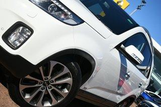2013 Kia Sorento XM MY13 Platinum (4x4) White 6 Speed Automatic Wagon.