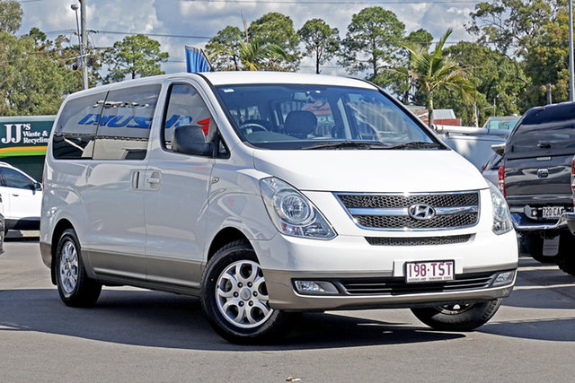Used Hyundai iMAX TQ-W MY13 Chandler, 2013 Hyundai iMAX TQ-W MY13 White 4 Speed Automatic Wagon