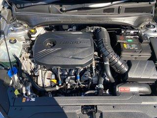 2019 Kia Cerato BD MY20 GT DCT Silver 7 Speed Sports Automatic Dual Clutch Sedan