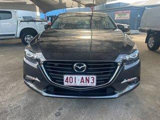 2019 Mazda 3 BN MY18 Touring (5Yr) Grey 6 Speed Automatic Hatchback