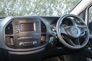 2017 Mercedes-Benz Vito 447 119BlueTEC Crew Cab MWB 7G-Tronic + Arctic White 7 Speed