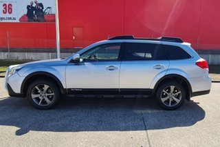 2014 Subaru Outback B5A MY14 2.5i Lineartronic AWD Premium Silver 6 Speed Constant Variable Wagon