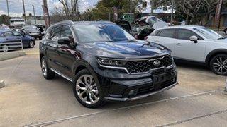 2021 Kia Sorento MQ4 MY21 GT-Line AWD Aurora Black 8 Speed Sports Automatic Dual Clutch Wagon.