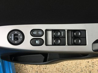 2017 Hyundai Accent RB6 Sport Blue Sports Automatic