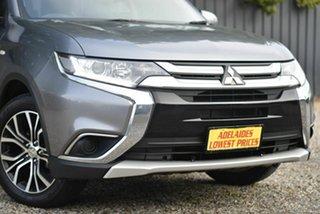 2018 Mitsubishi Outlander ZL MY18.5 ES 2WD Grey 5 Speed Manual Wagon