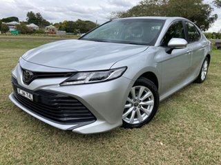 2020 Toyota Camry ASV70R Ascent Silver 6 Speed Sports Automatic Sedan.