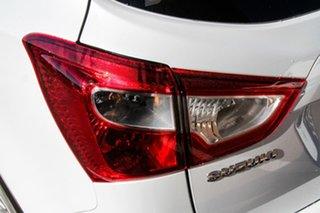 2021 Suzuki S-Cross JY Turbo Cool White 6 Speed Sports Automatic Hatchback
