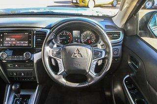 2020 Mitsubishi Triton MR MY20 GLS Double Cab Premium Grey 6 Speed Sports Automatic Utility