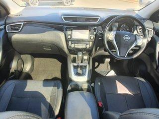2015 Nissan Qashqai J11 TL Silver 1 Speed Constant Variable Wagon