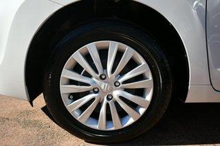 2020 Suzuki Baleno Series II GL White 4 Speed Automatic Hatchback.