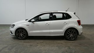 2017 Volkswagen Polo 6R MY17 GTI DSG White 7 Speed Sports Automatic Dual Clutch Hatchback