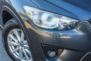 2013 Mazda CX-5 KE1031 MY13 Maxx SKYACTIV-Drive AWD Sport Grey 6 Speed Sports Automatic Wagon.