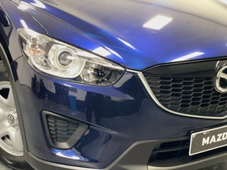 2012 Mazda CX-5 KE1071 Maxx SKYACTIV-Drive AWD Blue 6 Speed Sports Automatic Wagon.