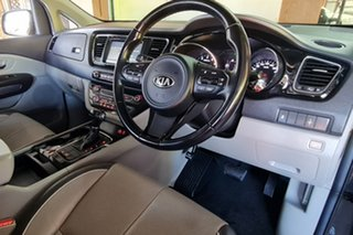 2015 Kia Carnival YP MY16 SLi Grey 6 Speed Sports Automatic Wagon.