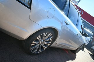 2014 Holden Calais VF V Silver 6 Speed Automatic Sportswagon