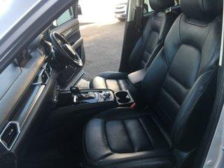 2018 Mazda CX-5 KF Series GT Silver Sports Automatic